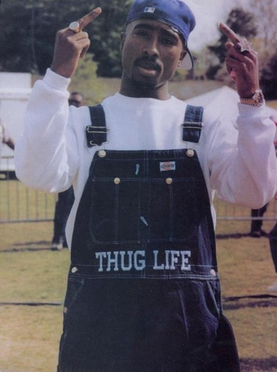 Tupac Tuesday! ThugLife In the Country