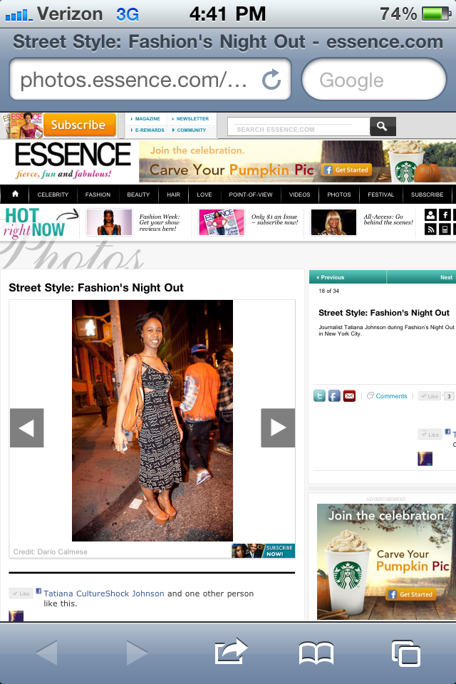 Essence liked it. You should too!
