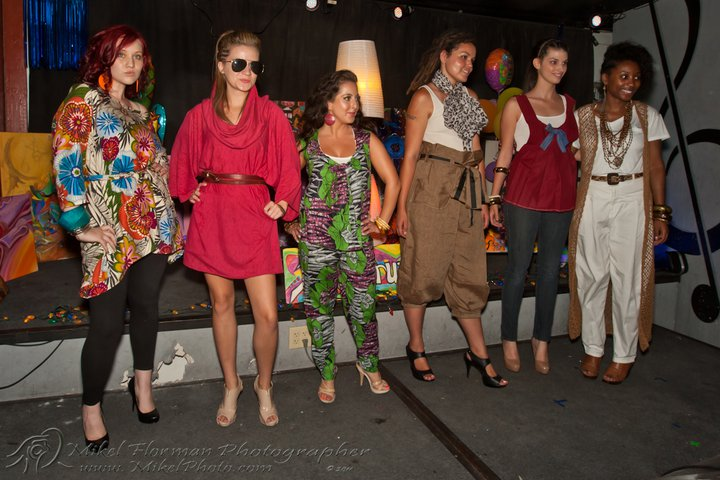 Phoenix Fashion Week! @LavenderRoots Style!
