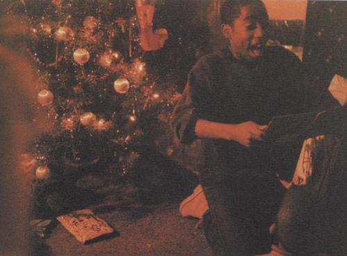 #TupacThursdays! Christmas pic!