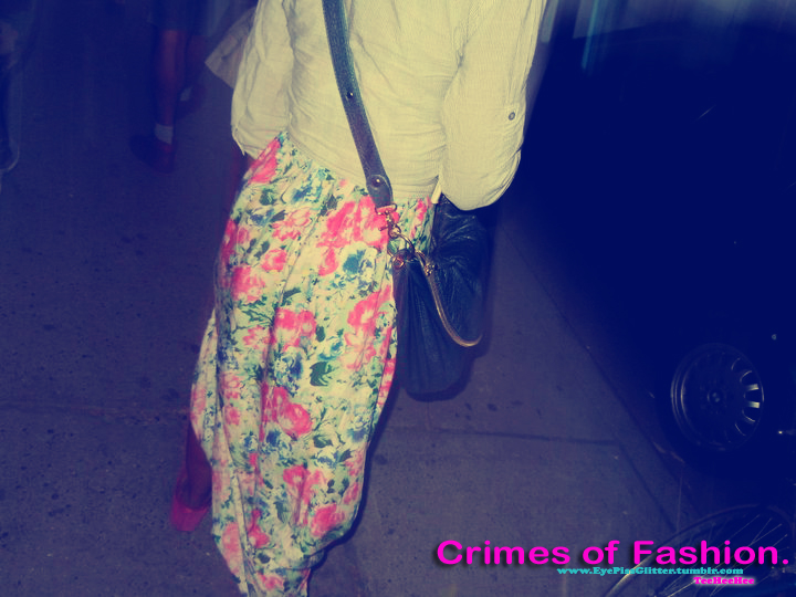 Crimes of Fashion…Coming Soon. Yea. That's What I Said.