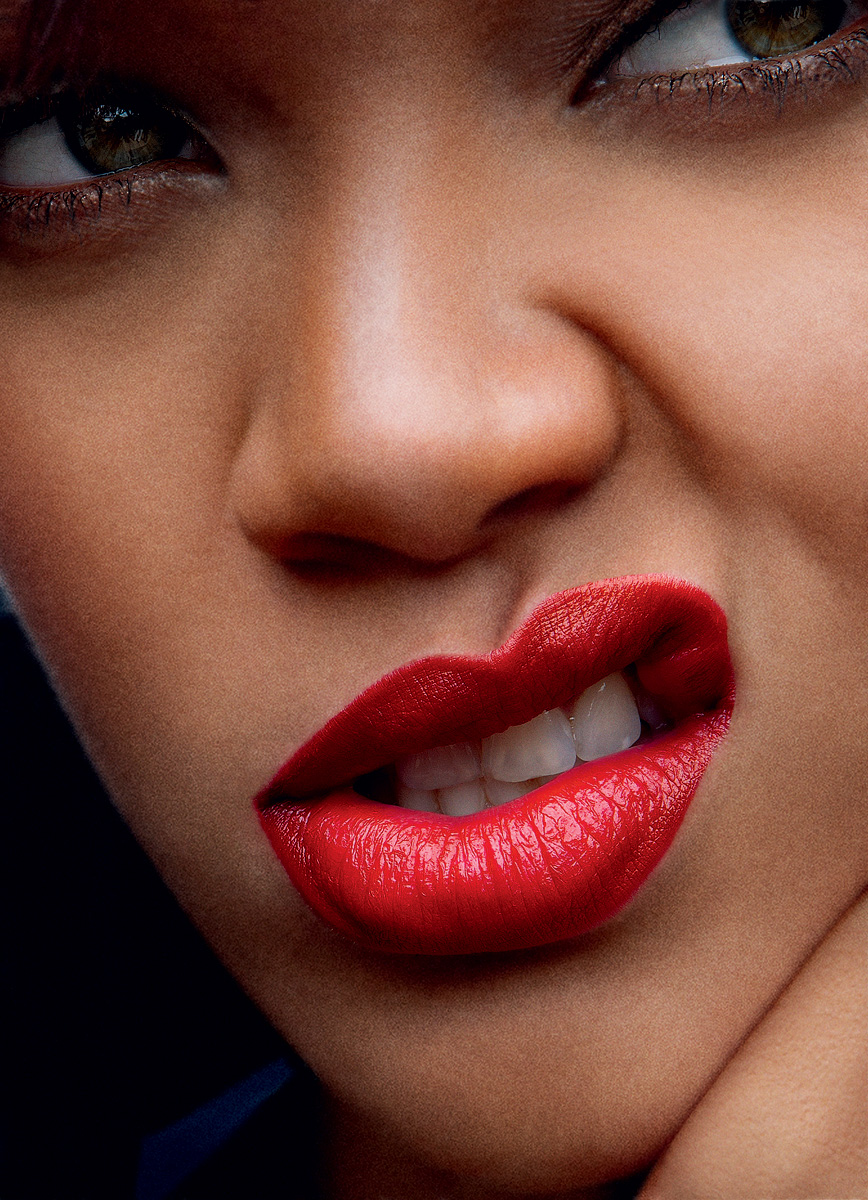 RAHHHHH! vogue: Rihanna Photographed for the April Issue of Vogue by Annie Leibovitz