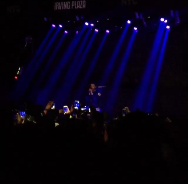 Drake x Nas Sprite Show