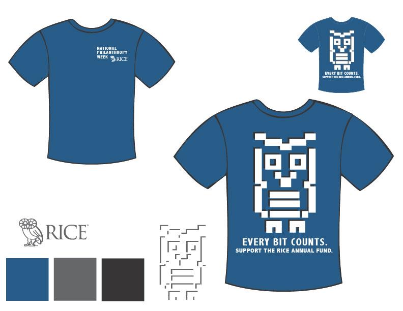 Shirt Design (Rice University)