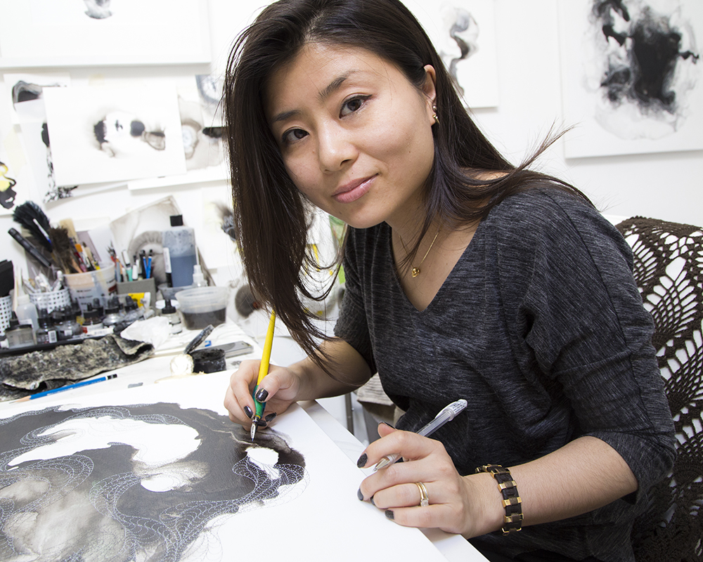 Ai Campbell, artist