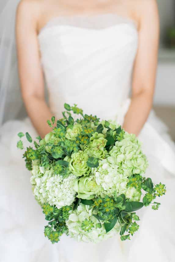 green lush bouquet by Passion Roots | Oahu, Hawaii