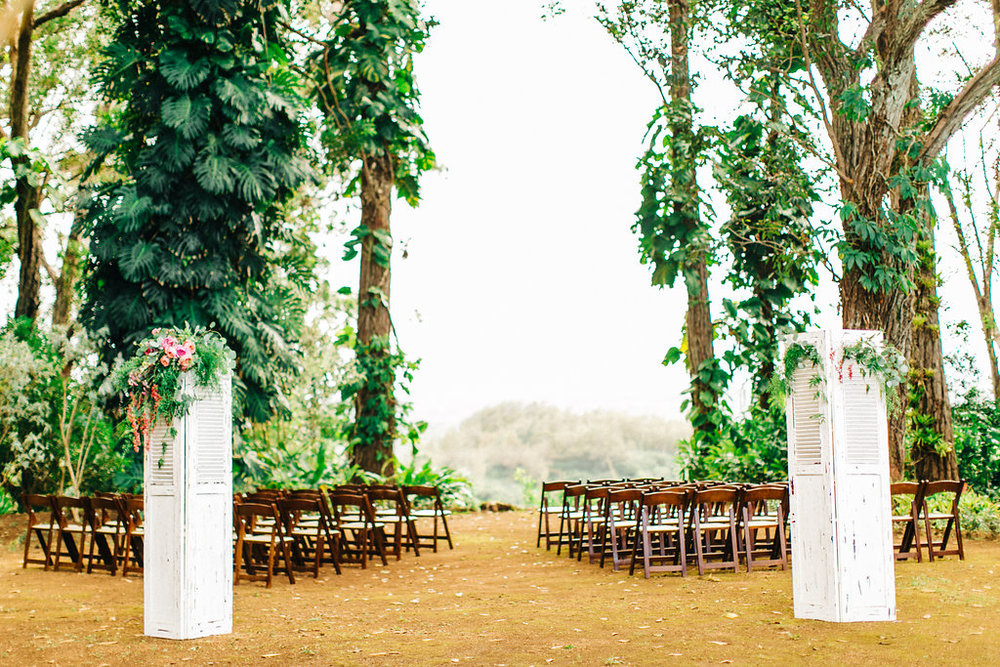 Shutter Ceremony by Passion Roots | Lehua Noelle Photography | Oahu, Hawaii