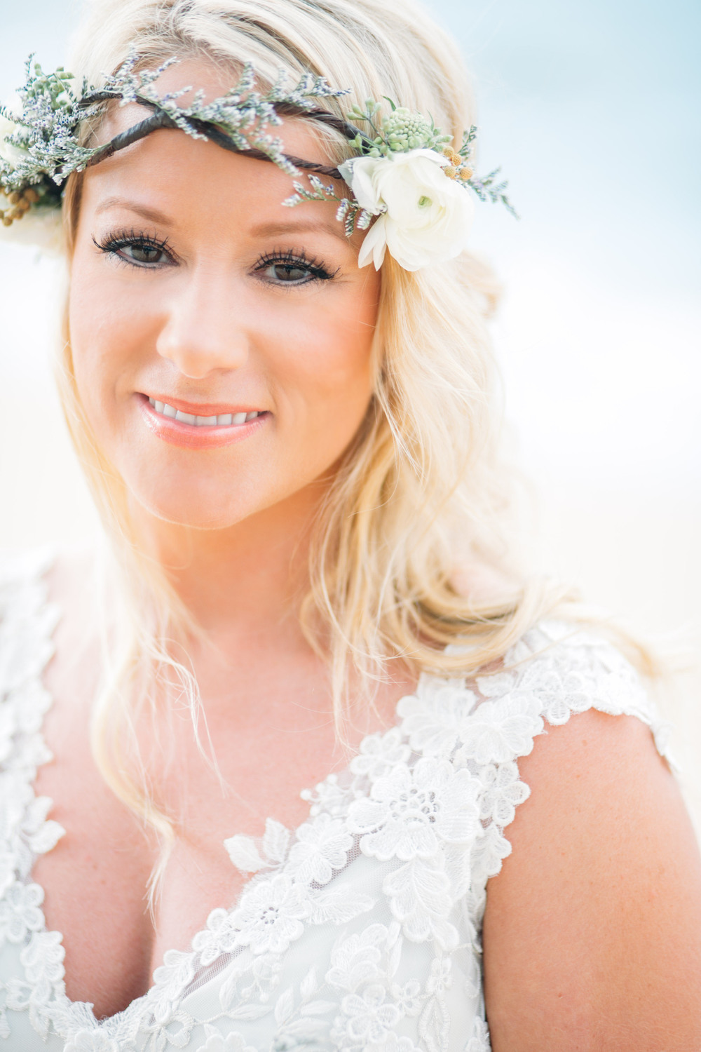 Boho Crown by Passion Roots | Erin Paris Photography | Oahu, Hawaii