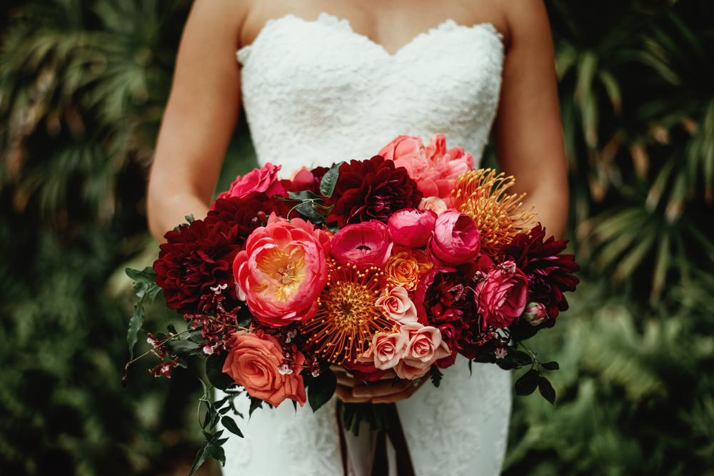 bouquet florals by Passion Roots | Oahu, Hawaii
