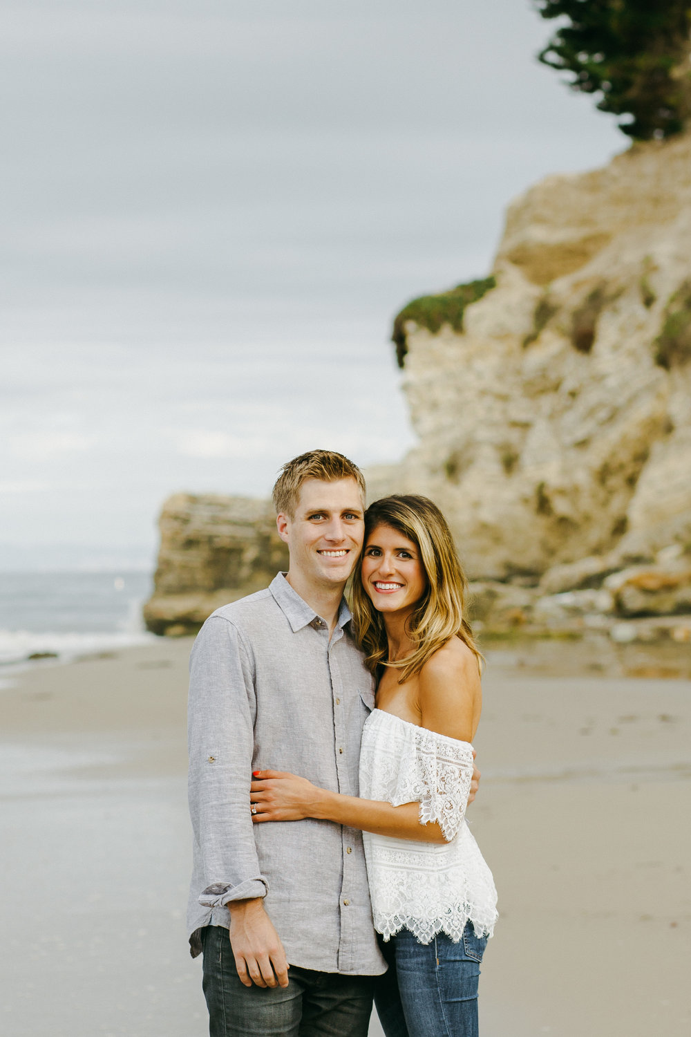 Santa Barbara Engagement Shoot