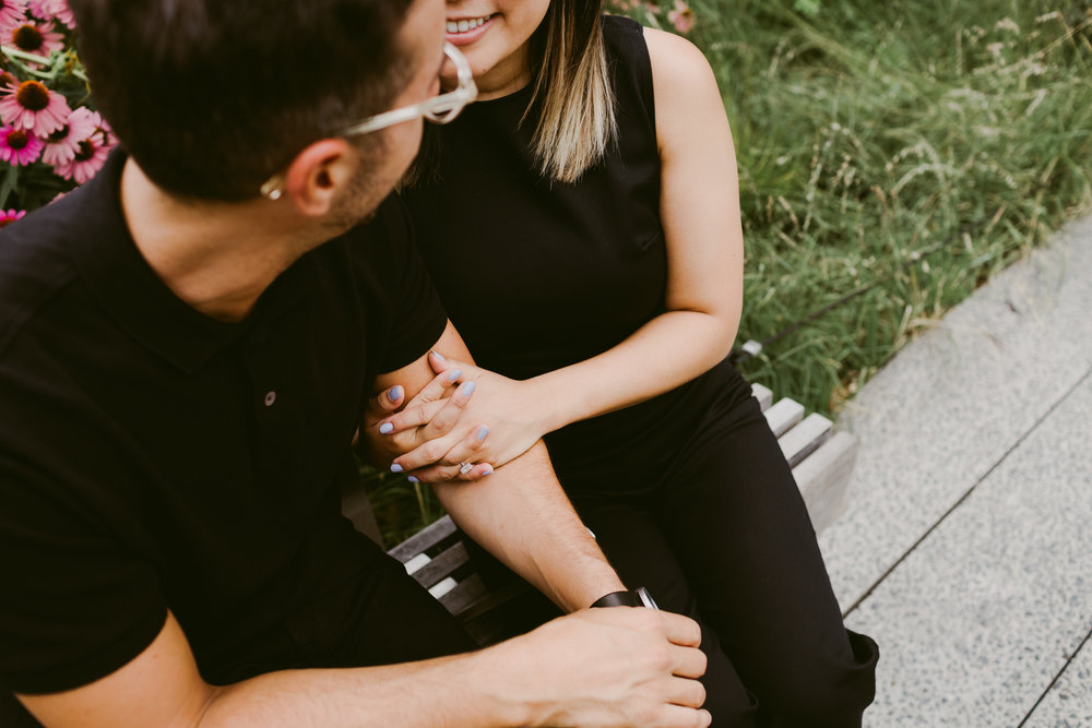 Manhattan Engagement Shoot
