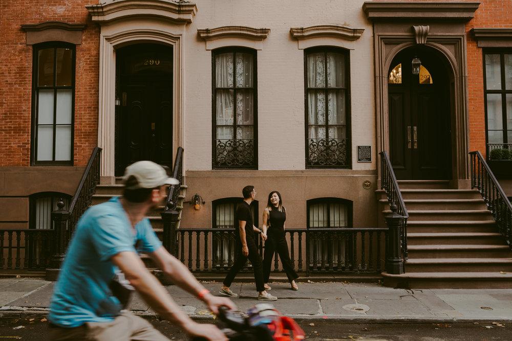 New York Stoop Life