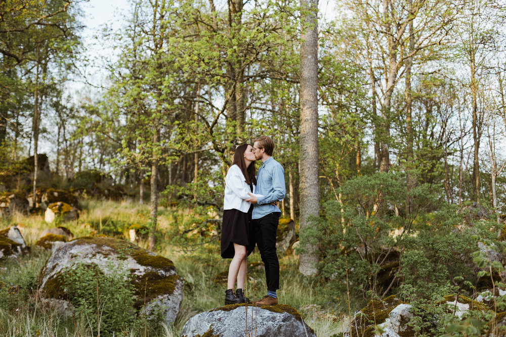 Sweden Forrest Engagement