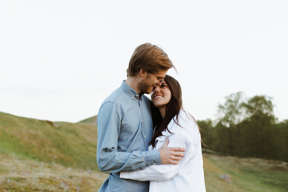 Sweden Engagement Shoot