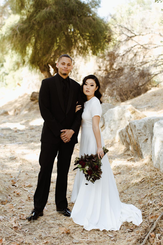 Los Angeles Backyard Wedding