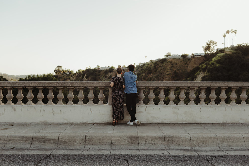 Pasadena Engagement Shoot