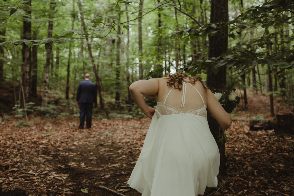 New Hampshire Estate Wedding