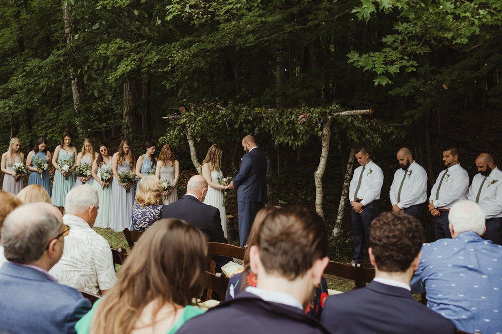 New Hampshire Estate Wedding