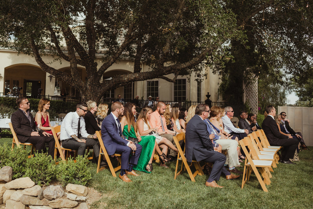 Los Angeles Backyard Wedding