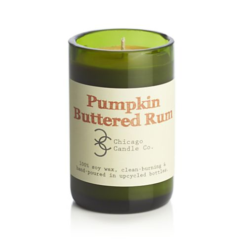 Crate & Barrel Pumpkin Buttered Rum Candle - $14.95