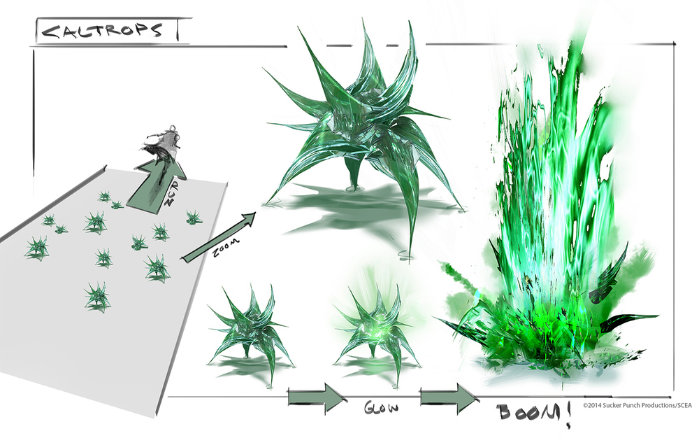 Levi_Infamous_Glass_Powers_Bishop_Caltrops.jpg