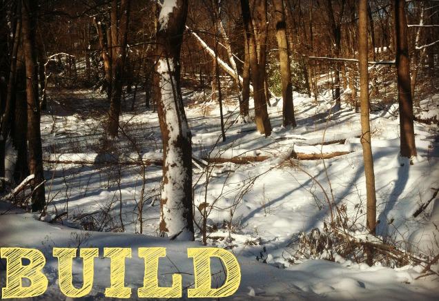the property we are building into H*O*M*E