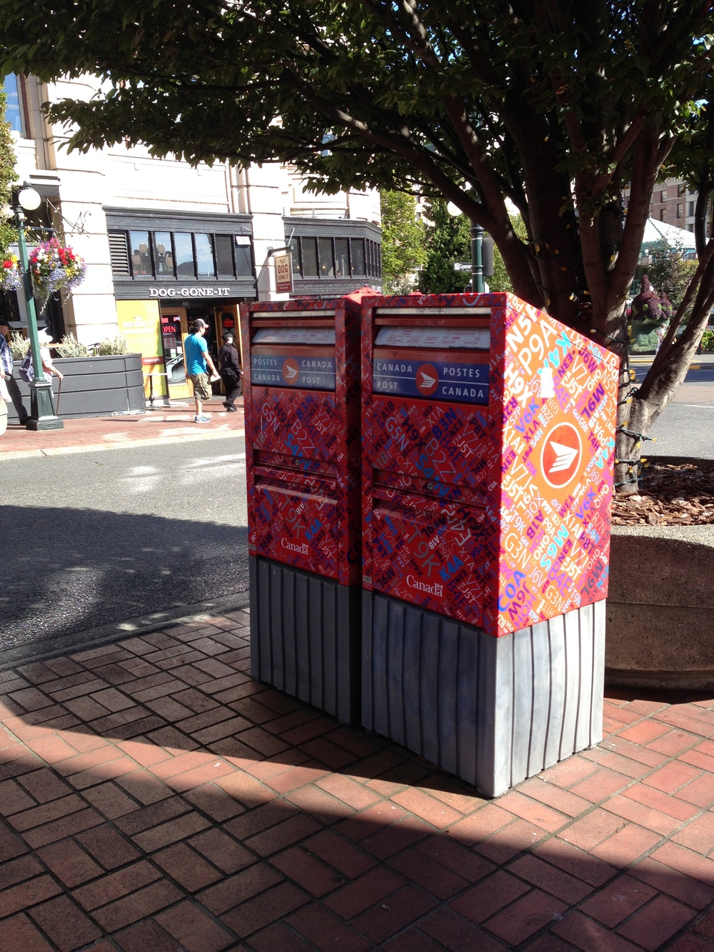 mailbox - canada