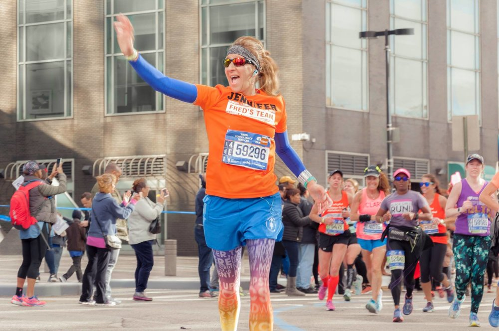 jennifer belthoff nyc marathon