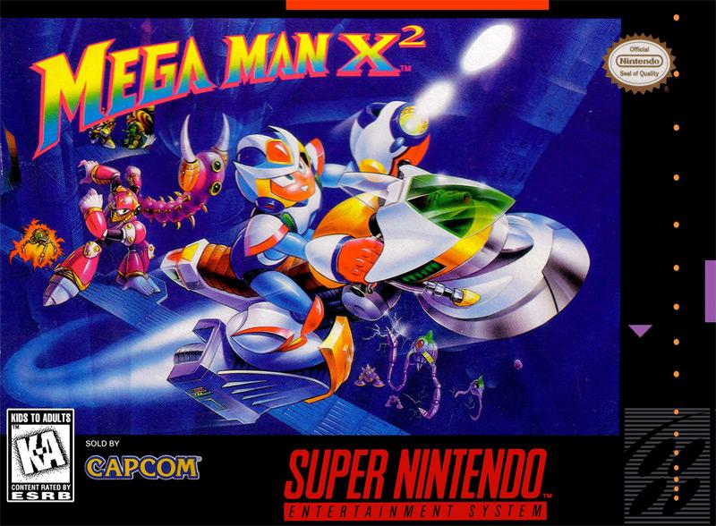 Mega Man X2 Headed to Virtual Console — The Mega Man Network