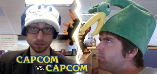 Greg Moore (Left) and Brett Elston (Right) from Capcom Unity