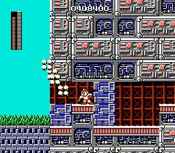 Mega Man 1 (via VGMuseum)