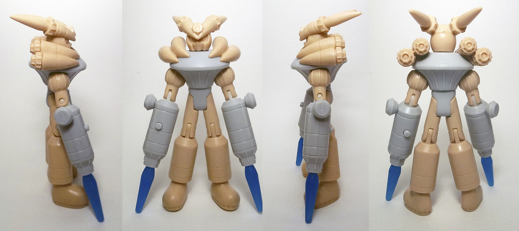 Still From Unreleased And Unfinished >> An Up-Close Look at Mattel's Unreleased NT Warrior Figures — The Mega Man Network