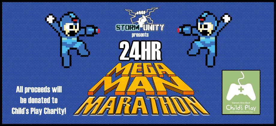 Mega-Man-Marathon