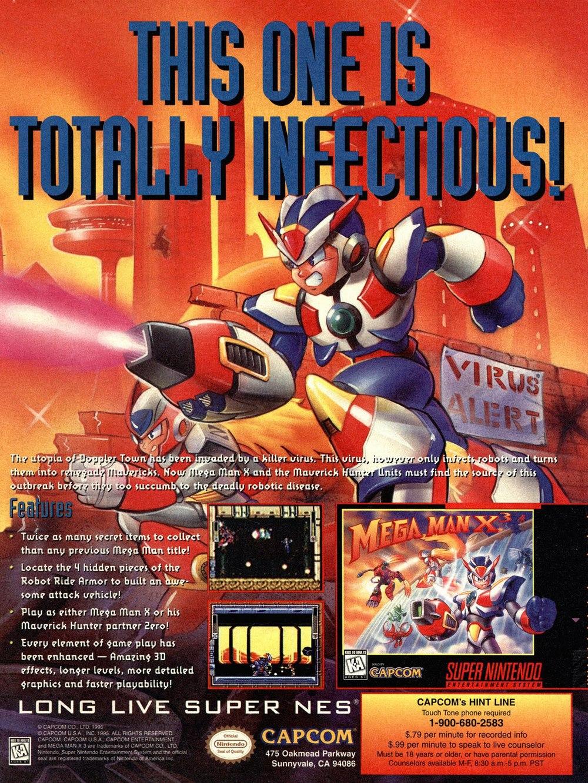 Mega man 7 mega man x3 hit europe 39 s virtual console this week the mega man network - Megaman x virtual console ...