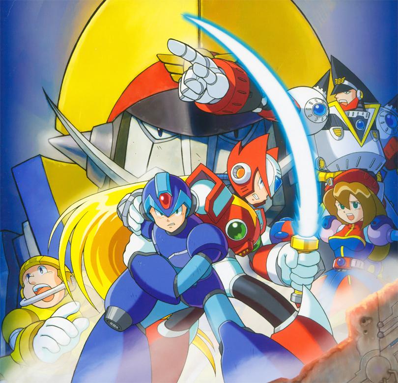 Megaman x4 soundtrack download.
