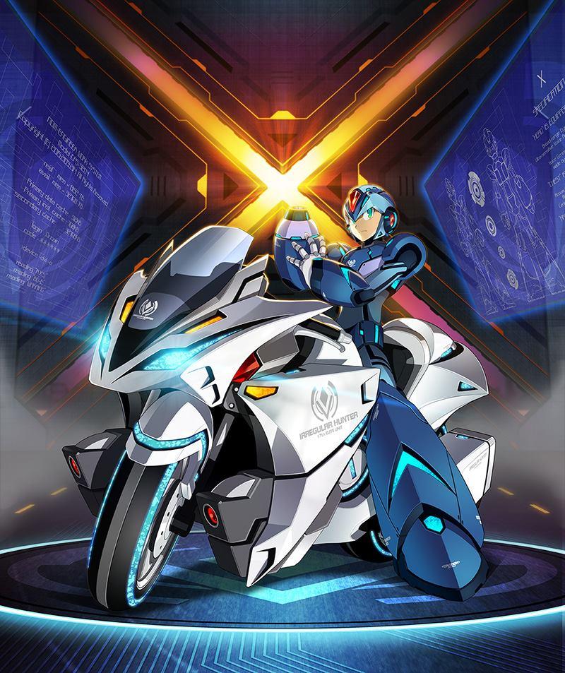 [Ficha Completa] Mega Man X - X 1428005298367