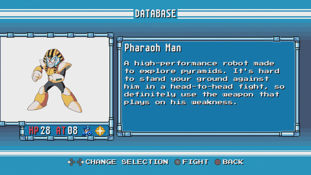 So call in Tango and shoot Pharaoh Man when he bows?
