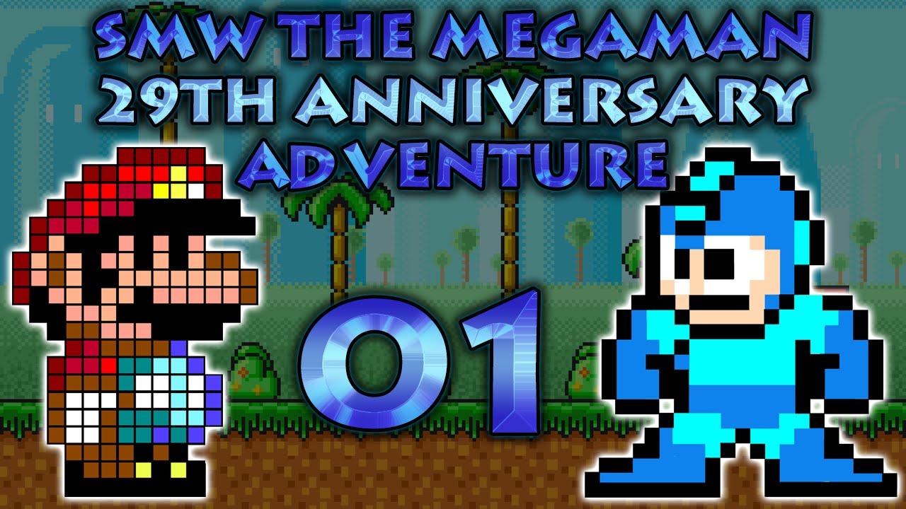 Mario Saves All the Mega Men in This ROM Hack — The Mega Man