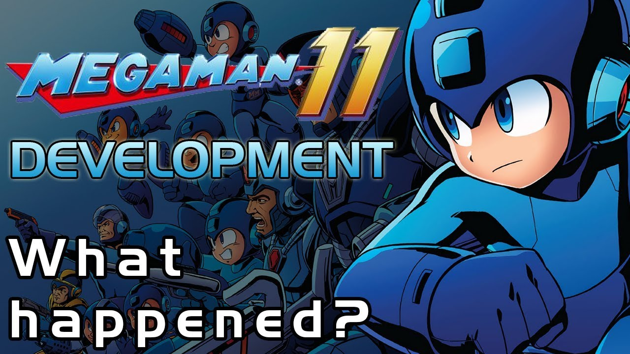 "Read ""A Look Back at the Road to Mega Man 11"" on The Mega Man Network"