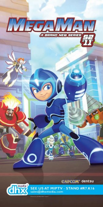 "Read ""Mega Man of Action Still Kicking, Now Featuring Robot Masters"" on The Mega Man Network"