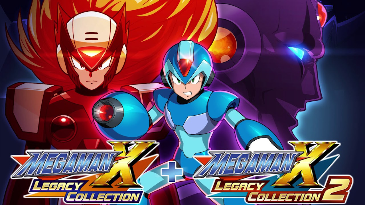 Mega Man X Legacy Collection — The Mega Man Network — The Mega Man