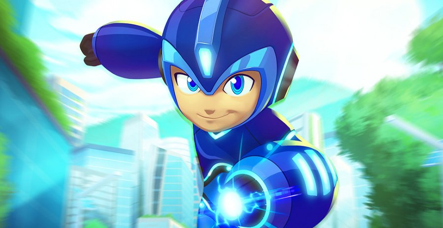 mega man fully charged voice cast