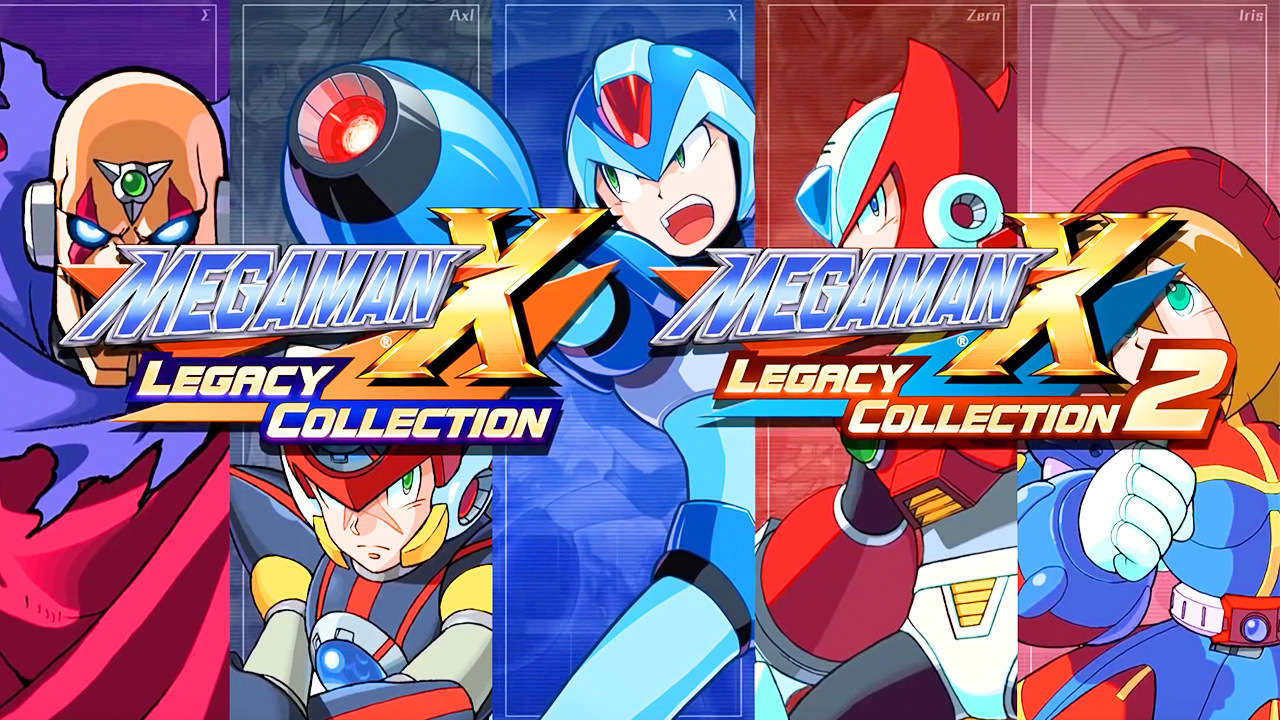 "Read ""Mega Man X Legacy Collection 1+2 Review Compilation"" on The Mega Man Network"