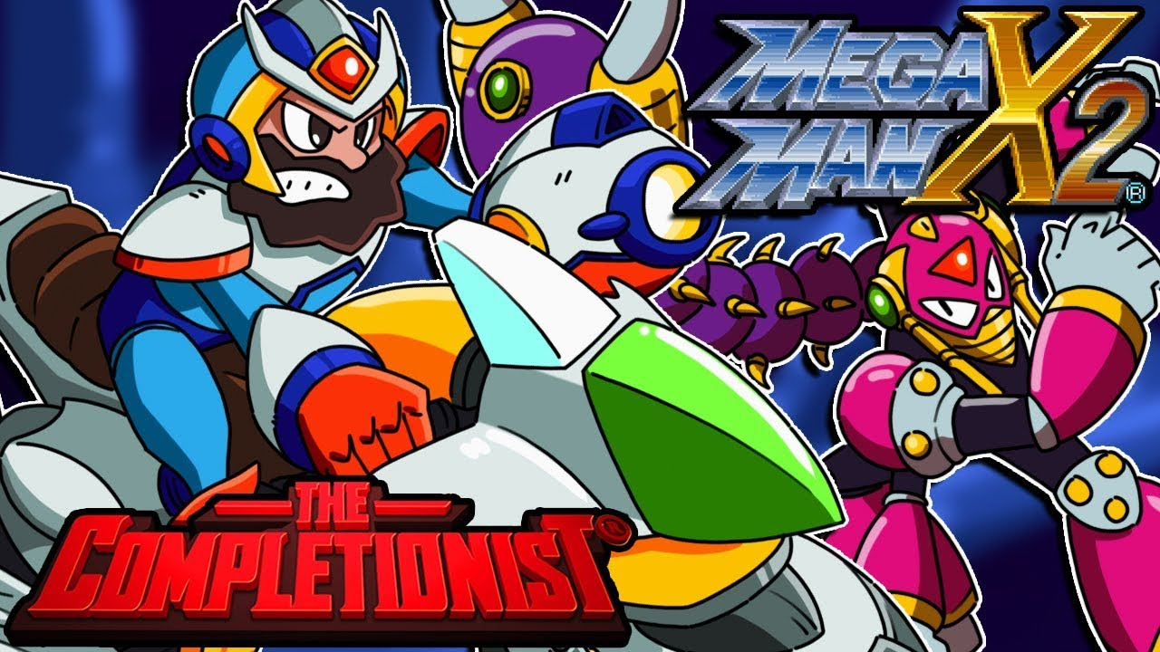 """Read """"The Completionist: New Game Plus Revisits Mega Man X2"""" on The Mega Man Network"""