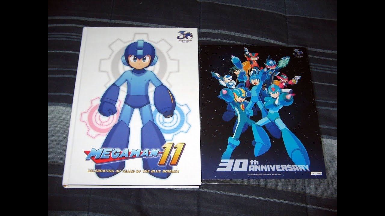 "Read ""Is the Mega Man 11 Collector's Edition Guide Worth the Money?"" on The Mega Man Network"
