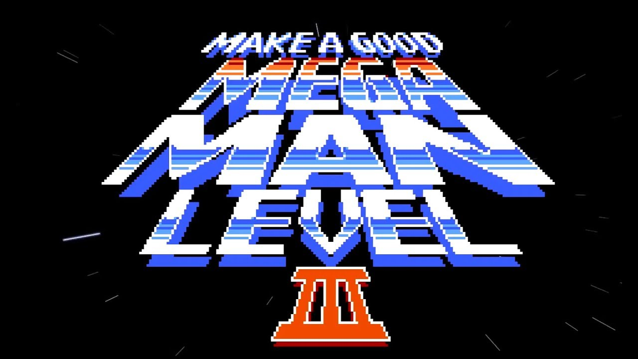 "Read ""Make a Good Mega Man Level 3 is Underway!"" on The Mega Man Network"