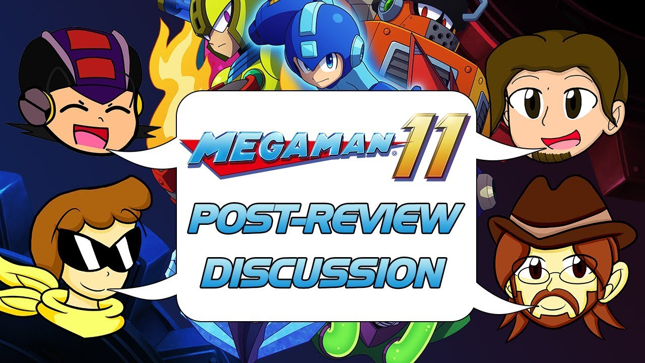 "Read ""The Fully Charged Podcast Episode 7: Mega Man 11 Now on YouTube"" on The Mega Man Network"