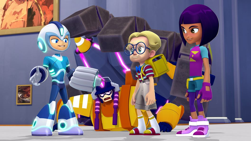 """Read """"Mega Man: Fully Charged Charges On"""" on The Mega Man Network"""