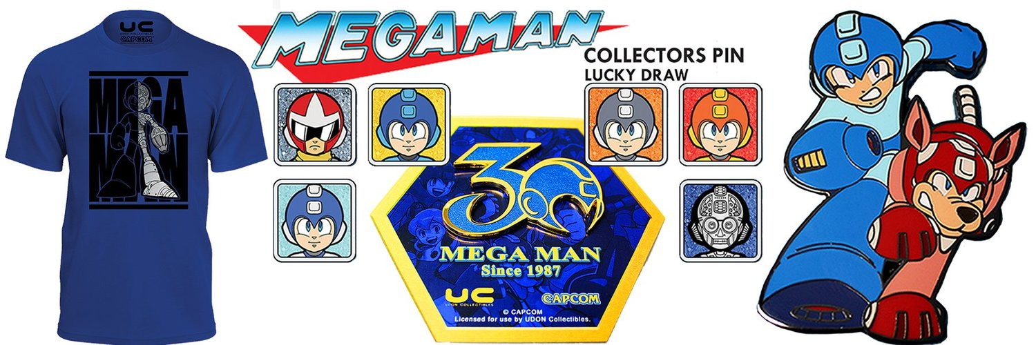 "Read ""Act Fast! UDON Collectibles' Pop-Up Shop Won't Be Here For Long!"" on The Mega Man Network"
