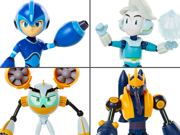 "Read ""Mega Man: Fully Charged Toys Up for Pre-Order at BigBadToyStore"" on The Mega Man Network"